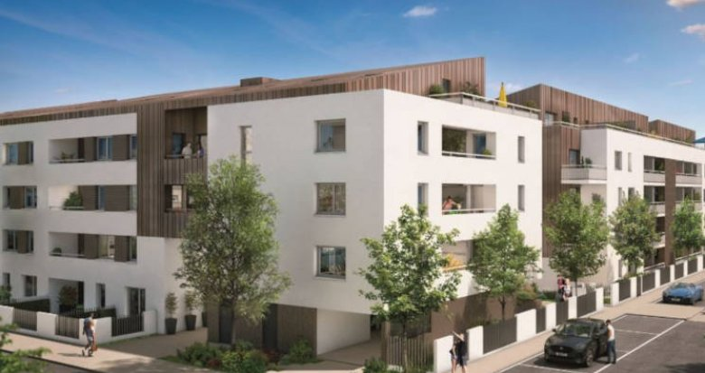 Achat / Vente immobilier neuf Toulouse Aerospace - Montaudran (31000) - Réf. 3311