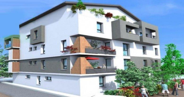 Achat / Vente immobilier neuf Toulouse ancien quartier maraîcher (31000) - Réf. 80