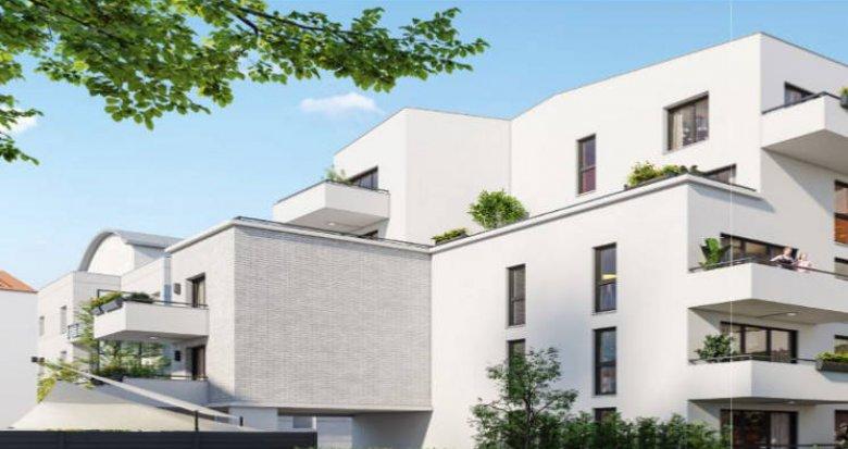 Achat / Vente immobilier neuf Toulouse au coeur Croix-Daurade (31000) - Réf. 5155
