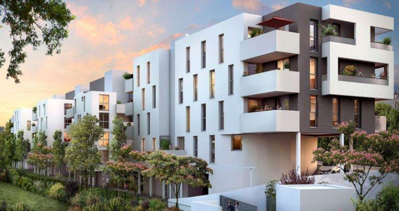 Achat / Vente immobilier neuf Toulouse au cœur du quartier Jolimont (31000) - Réf. 3314