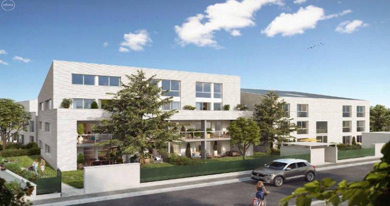 Achat / Vente immobilier neuf Toulouse au coeur du quartier prisé de Lardenne (31000) - Réf. 5488
