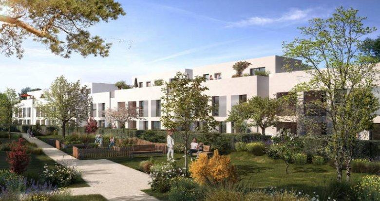 Achat / Vente immobilier neuf Toulouse au coeur du quartier Saint-Simon (31000) - Réf. 5338