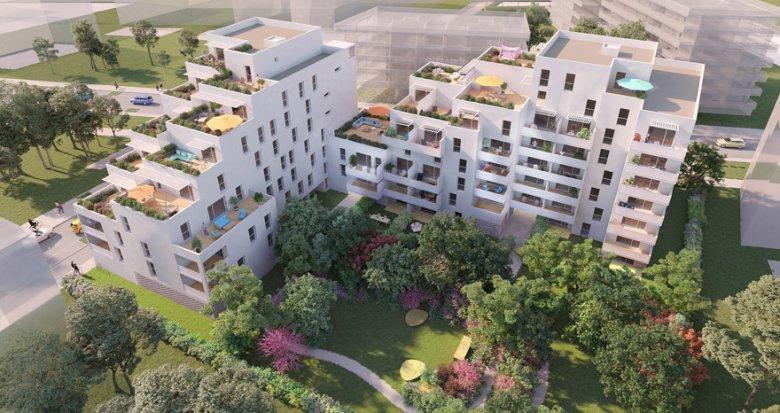 Achat / Vente immobilier neuf Toulouse au cœur du secteur de Saint-Martin-du-Touch (31000) - Réf. 5606