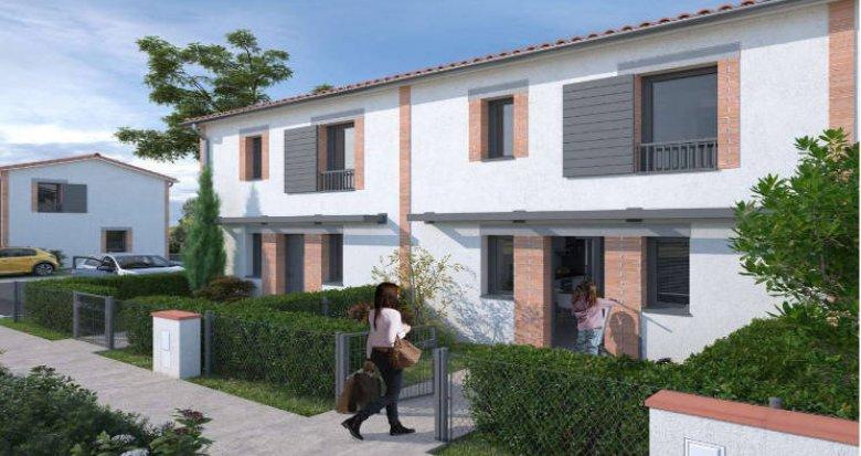 Achat / Vente immobilier neuf Toulouse au cœur du secteur la Croix-Daurade (31000) - Réf. 5893