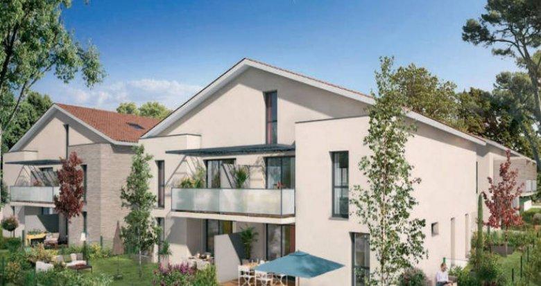 Achat / Vente immobilier neuf Toulouse cœur du quartier de Lardenne (31000) - Réf. 4581