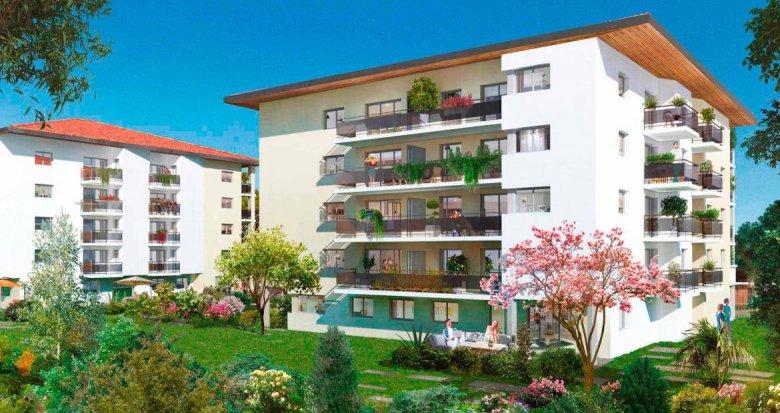 Achat / Vente immobilier neuf Toulouse cœur quartier Bonnefoy (31000) - Réf. 3111
