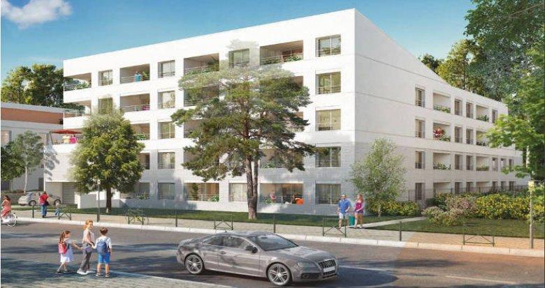 Achat / Vente immobilier neuf Toulouse cœur quartier Croix-Daurade (31000) - Réf. 4192