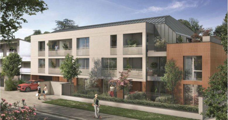 Achat / Vente immobilier neuf Toulouse cœur quartier de Croix Daurade (31000) - Réf. 5502