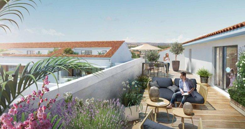 Achat / Vente immobilier neuf Toulouse coeur quartier de Lardenne (31000) - Réf. 3151