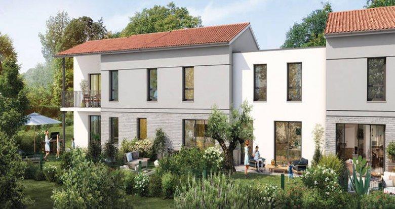 Achat / Vente immobilier neuf Toulouse cœur quartier Lardenne (31000) - Réf. 4634