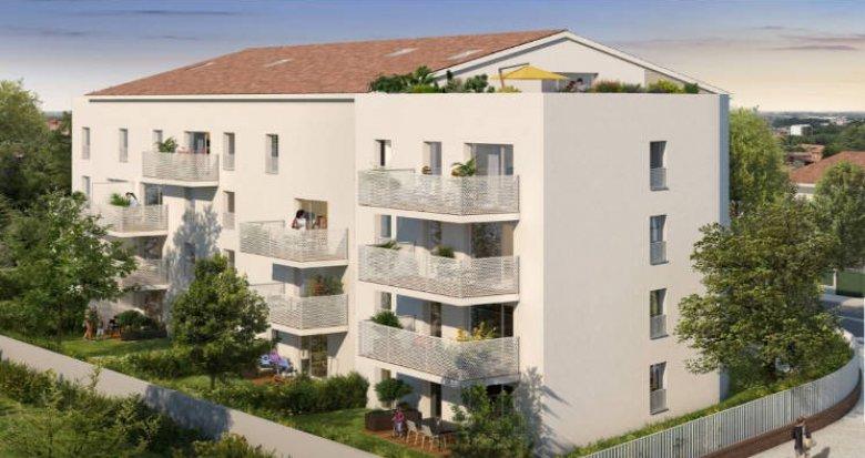 Achat / Vente immobilier neuf Toulouse cœur secteur Croix Daurade (31000) - Réf. 4690