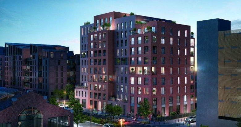 Achat / Vente immobilier neuf Toulouse écoquartier Cartoucherie (31000) - Réf. 5856