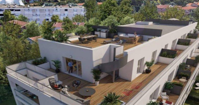 Achat / Vente immobilier neuf Toulouse entre 2 stations de métro (31000) - Réf. 4665