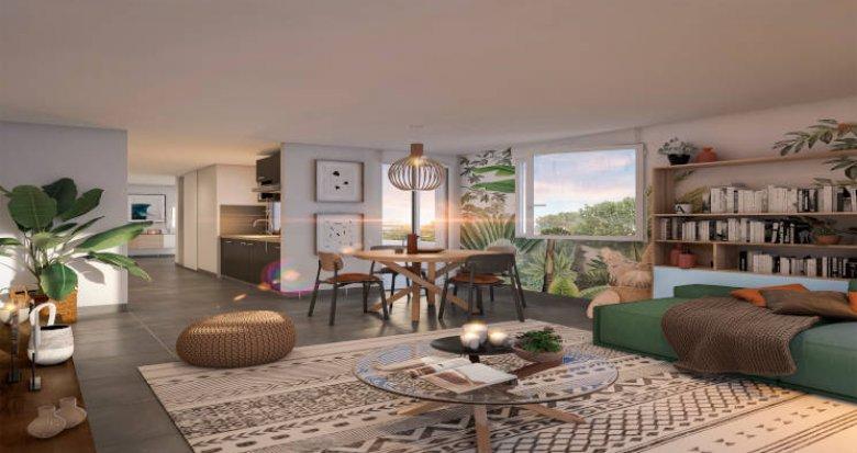 Achat / Vente immobilier neuf Toulouse face au parc des Argoulets (31000) - Réf. 5773
