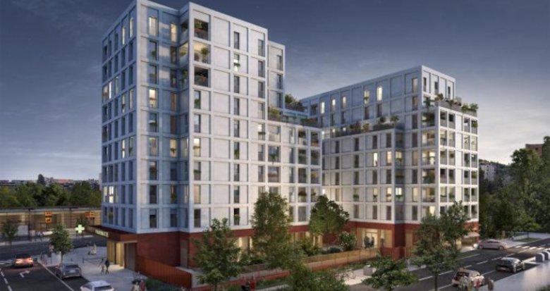 Achat / Vente immobilier neuf Toulouse métro Empalot (31000) - Réf. 5590