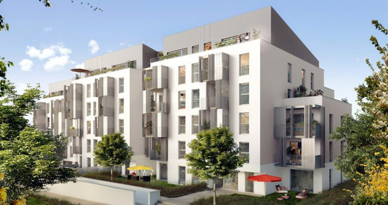 Achat / Vente immobilier neuf Toulouse Montaudran (31000) - Réf. 1669