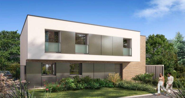 Achat / Vente immobilier neuf Toulouse près du métro A et tramway T1/T2 (31000) - Réf. 5959