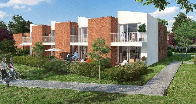 Achat / Vente immobilier neuf Toulouse proche centre-ville (31000) - Réf. 4133