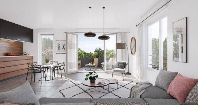 Achat / Vente immobilier neuf Toulouse proche Cité de l'Espace (31000) - Réf. 6269