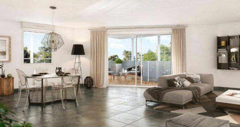 Achat / Vente immobilier neuf Toulouse proche de la gare Les Ramassiers (31000) - Réf. 5778