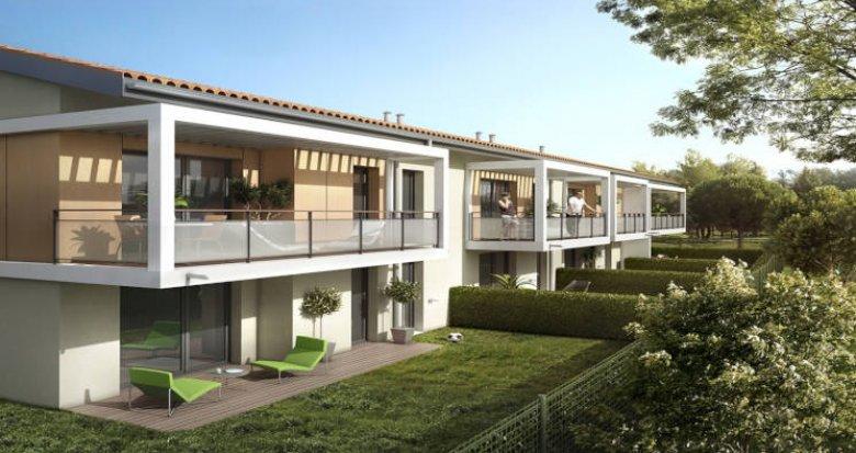 Achat / Vente immobilier neuf Toulouse proche de La Ramée (31000) - Réf. 5697