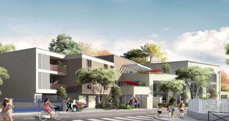 Achat / Vente immobilier neuf Toulouse proche Hôpital Rangueil (31000) - Réf. 5986