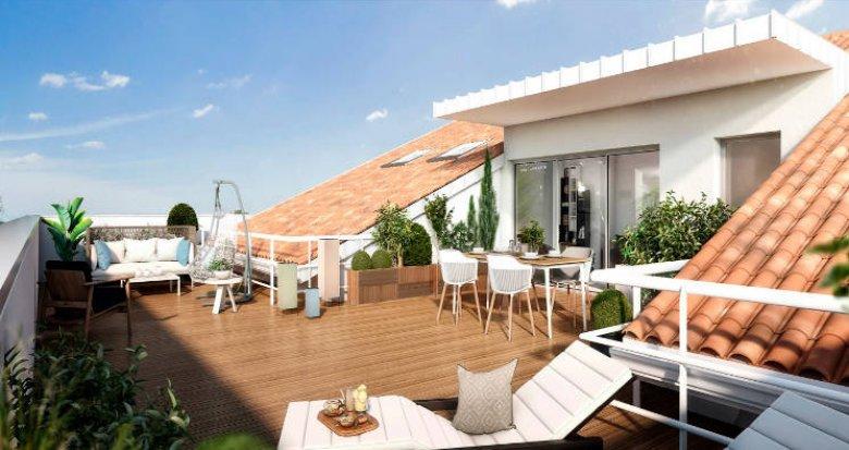 Achat / Vente immobilier neuf Toulouse proche mairie de quartier (31000) - Réf. 3319