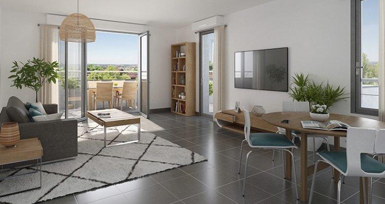 Achat / Vente immobilier neuf Toulouse proche métro B (31000) - Réf. 4568
