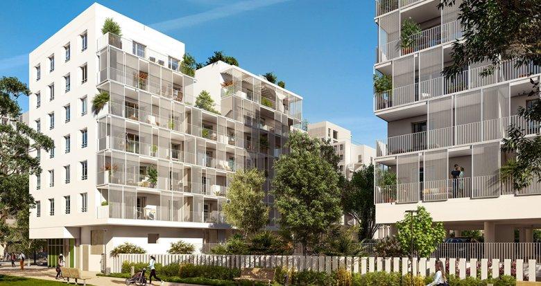 Achat / Vente immobilier neuf Toulouse proche métro Empalot (31000) - Réf. 6249
