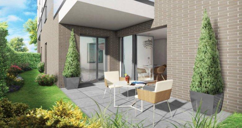 Achat / Vente immobilier neuf Toulouse proche Parc de Montaudran (31000) - Réf. 3159