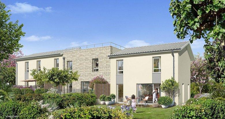Achat / Vente immobilier neuf Toulouse proche Pont des Demoiselles (31000) - Réf. 5887