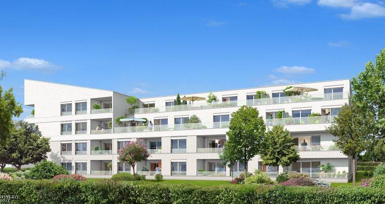 Achat / Vente immobilier neuf Toulouse proche secteur Croix-Daurade (31000) - Réf. 3282