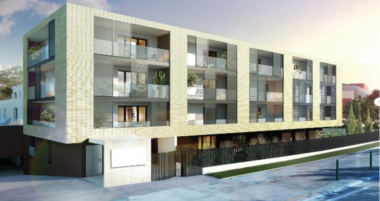 Achat / Vente immobilier neuf Toulouse quartier calme Les Argoulets (31000) - Réf. 4409