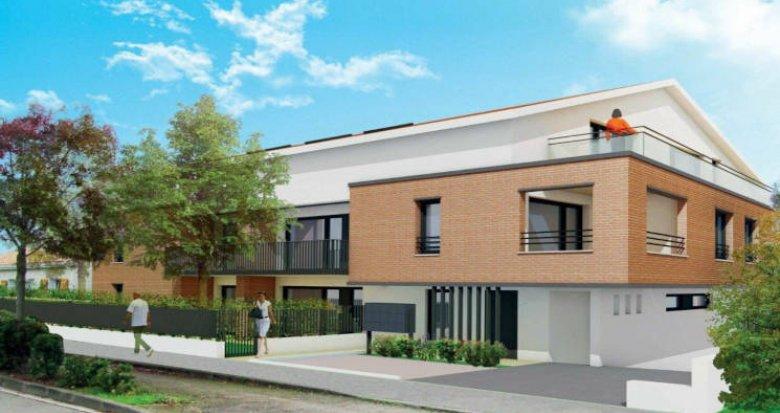 Achat / Vente immobilier neuf Toulouse quartier Croix-Daurade (31000) - Réf. 5657