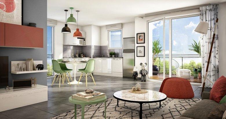 Achat / Vente immobilier neuf Toulouse quartier de l'Ormeau (31000) - Réf. 5604