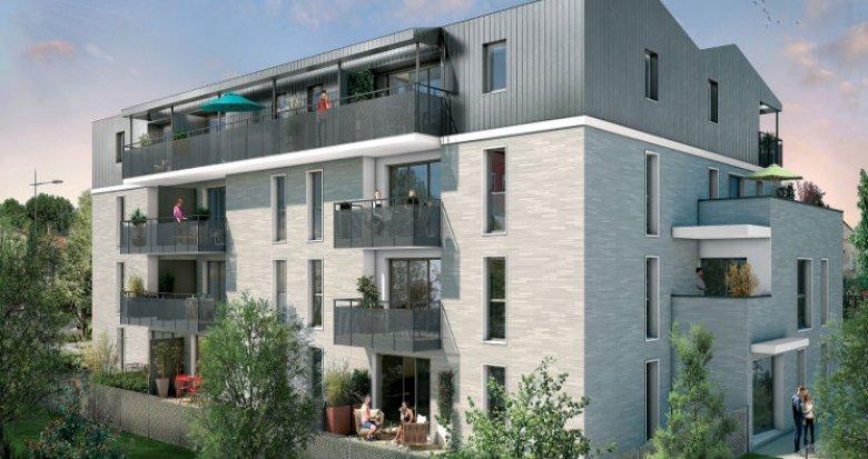 Achat / Vente immobilier neuf Toulouse quartier des Minimes (31000) - Réf. 3279