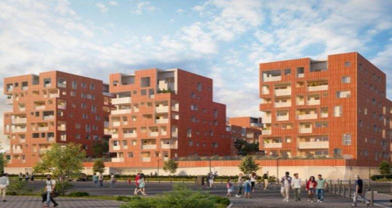 Achat / Vente immobilier neuf Toulouse quartier la Cartoucherie (31000) - Réf. 4678