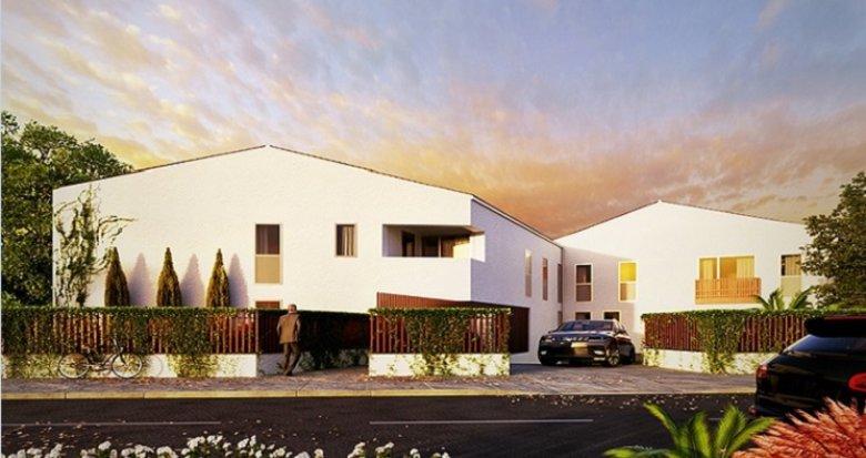 Achat / Vente immobilier neuf Toulouse quartier Lardenne (31000) - Réf. 4128