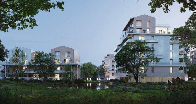 Achat / Vente immobilier neuf Toulouse quartier Malepère (31000) - Réf. 5605