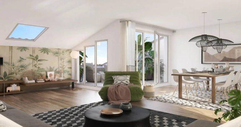 Achat / Vente immobilier neuf Toulouse quartier Purpan (31000) - Réf. 5596