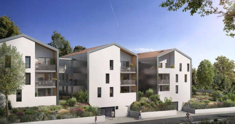 Achat / Vente immobilier neuf Toulouse quartier Rangueil (31000) - Réf. 4200