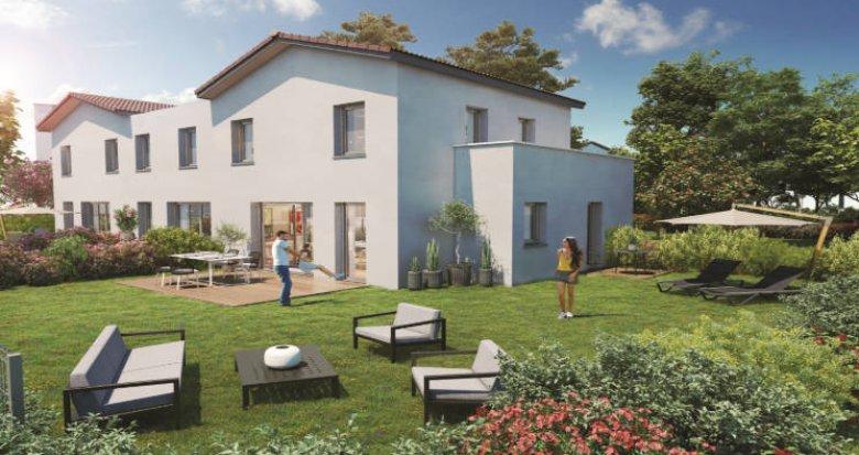 Achat / Vente immobilier neuf Toulouse quartier Saint-Agne (31000) - Réf. 5598