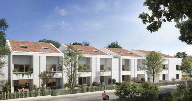 Achat / Vente immobilier neuf Toulouse Rangueil proche facultés (31000) - Réf. 5597