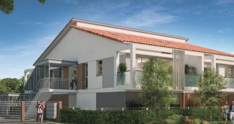 Achat / Vente immobilier neuf Toulouse Saint-Simon proche bus (31000) - Réf. 3308