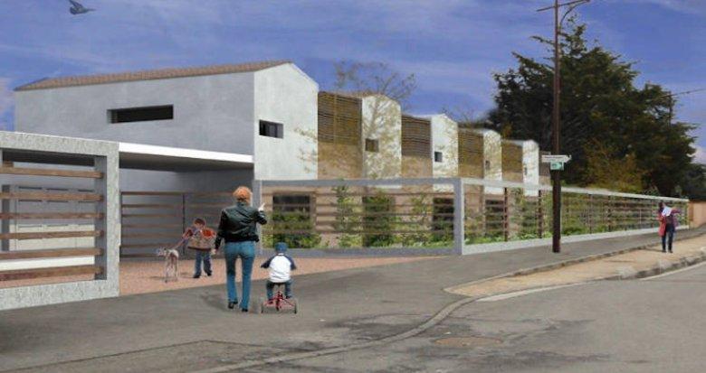 Achat / Vente immobilier neuf Toulouse secteur agréable Croix-Daurade (31000) - Réf. 4777