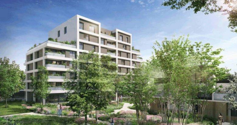Achat / Vente immobilier neuf Toulouse secteur de la Cartoucherie (31000) - Réf. 5381