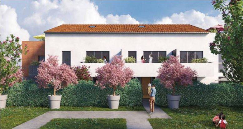 Achat / Vente immobilier neuf Toulouse secteur la Croix-Daurade (31000) - Réf. 4809