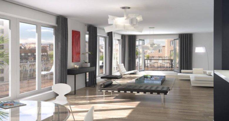 Achat / Vente immobilier neuf Toulouse secteur les Arènes (31000) - Réf. 3295