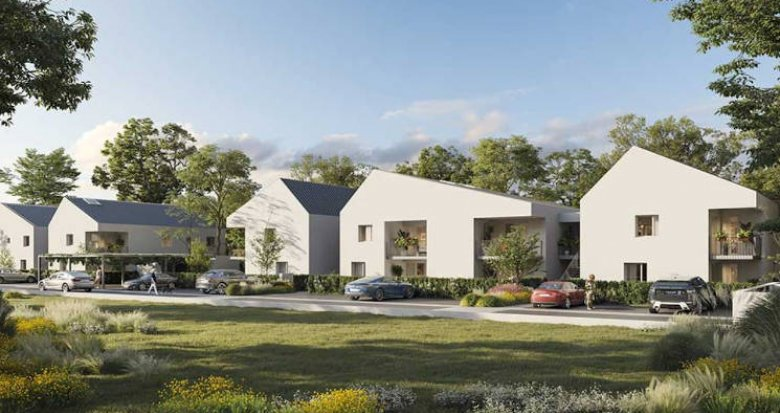 Achat / Vente immobilier neuf Toulouse secteur pavillonnaire Saint-Simon (31000) - Réf. 5145