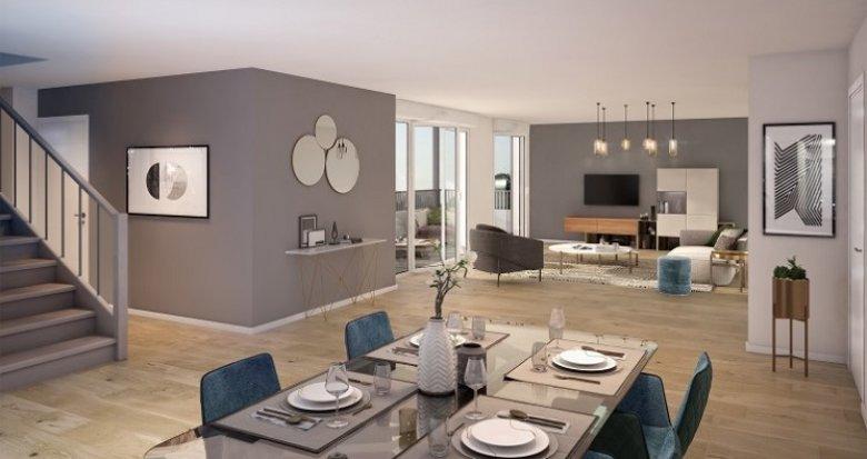 Achat / Vente immobilier neuf Toulouse secteur Pont des Demoiselles (31000) - Réf. 5603